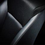 2017 Honda Grace (City) seat upholstery teased in Japan