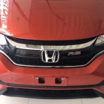 2017 Honda Jazz RS (facelift) grille In Images
