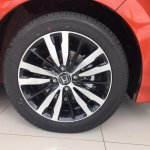 2017 Honda Jazz RS (facelift) wheel In Images