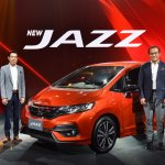 2017 Honda Jazz (facelift) Thai launch event