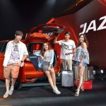 2017 Honda Jazz (facelift) Thai launch