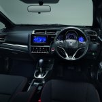 2017 Honda Jazz (facelift) interior dashboard
