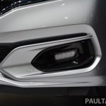 2017 Honda Jazz hybrid LED daytime running light