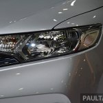 2017 Honda Jazz hybrid headlamp