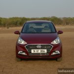 2017 Hyundai Xcent 1.2 Diesel (facelift) front review
