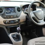 2017 Hyundai Xcent 1.2 Diesel (facelift) interior review