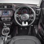 2017 Kia Soul (facelift) dashboard driver side