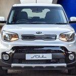 2017 Kia Soul (facelift) front