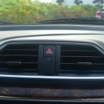 2017 Maruti Dzire HVAC vents First Drive Review