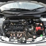 2017 Maruti Dzire engine bay First Drive Review