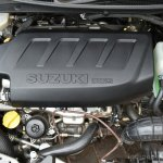 2017 Maruti Dzire engine bay diesel First Drive Review