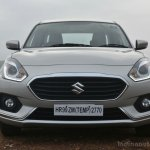 2017 Maruti Dzire front First Drive Review
