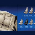 2017 Maruti Dzire seat covers accessories revealed