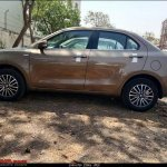 2017 Maruti Dzire side starts arriving at dealerships