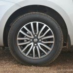 2017 Maruti Dzire wheel First Drive Review