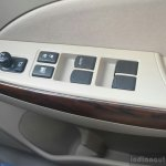 2017 Maruti Dzire window controls First Drive Review