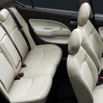 2017 Mitsubishi Attrage cabin unveiled