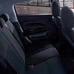 2017 Mitsubishi Mirage cabin unveiled