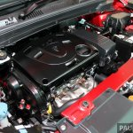 2017 Proton Iriz engine bay