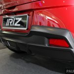 2017 Proton Iriz lower rear bumper