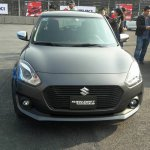 2017 Suzuki Swift front