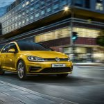 2017 VW Golf MkVII (facelift) front launched in South Africa