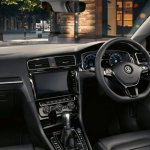 2017 VW Golf MkVII (facelift) interior launched in South Africa