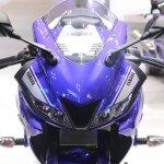 2017 Yamaha R15 v3.0 at Vietnam Motorcycle Show front