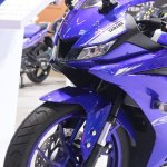 2017 Yamaha R15 v3.0 at Vietnam Motorcycle Show headlamp