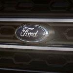 2018 Ford EcoSport (facelift) grille Brazil