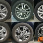 2018 Hyundai Creta (2018 Hyundai ix25) wheel spy shot