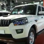2018 Mahindra Scorpio Pik-Up (2018 Mahindra Goa Pik-Up 2018 Mahindra Scorpio Getaway) front three quarters left side