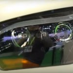 2018 Mahindra Scorpio Pik-Up (2018 Mahindra Goa Pik-Up 2018 Mahindra Scorpio Getaway) headlamp