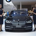 BMW 7 Series M760Li xDrive V12 Excellence front second image at BIMS 2017