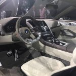 BMW 8 Series Concept interior revealed
