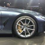 BMW 8 Series Concept wheel revealed