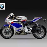BMW G310R rendered as BMW HP1 Sport