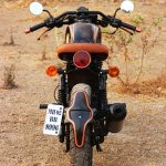 Bajaj Pulsar 200 DTS-i The PulRacer rear