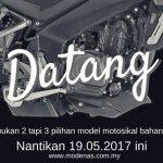 Bajaj Pulsar NS200 Malaysia teaser