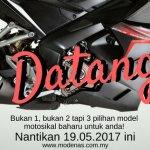 Bajaj Pulsar RS200 Malaysia teaser