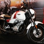 Bajaj V15 Malaysia launch front three quarter