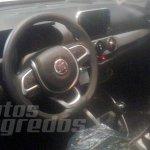 Fiat Argo 5-speed manual transmission variant interior