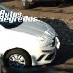 Fiat Argo front end spied nearly undisguised
