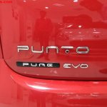 Fiat Punto Evo Pure badge In Images