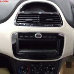Fiat Punto Evo Pure center console In Images