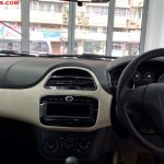 Fiat Punto Evo Pure dashboard In Images