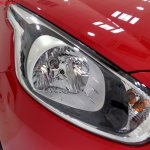 Fiat Punto Evo Pure headlamp In Images