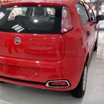 Fiat Punto Evo Pure rear In Images