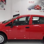 Fiat Punto Evo Pure side In Images