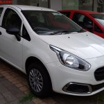 Fiat Punto Evo Pure white In Images